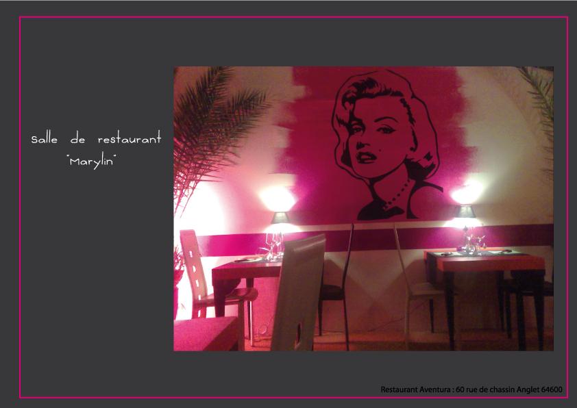 Serendipity art deco creations diverses for Peinture rose fushia chambre
